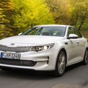 Meeting the new Kia Optima