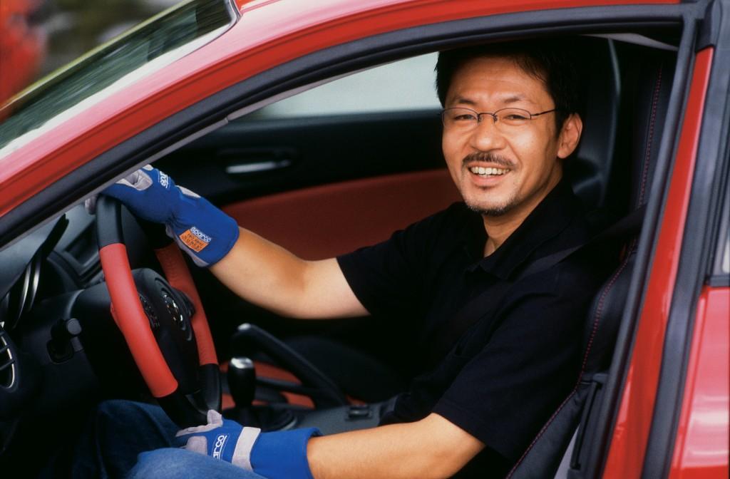 Ikuo Maeda - new Mazda design boss
