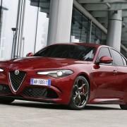 Up close with the new Alfa Romeo Giulia