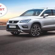 SEAT Ateca wins AutoBest 2017