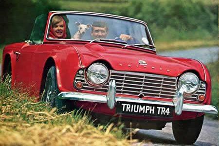 It's a Triumph…