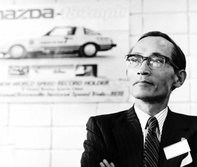 Mr. Mazda
