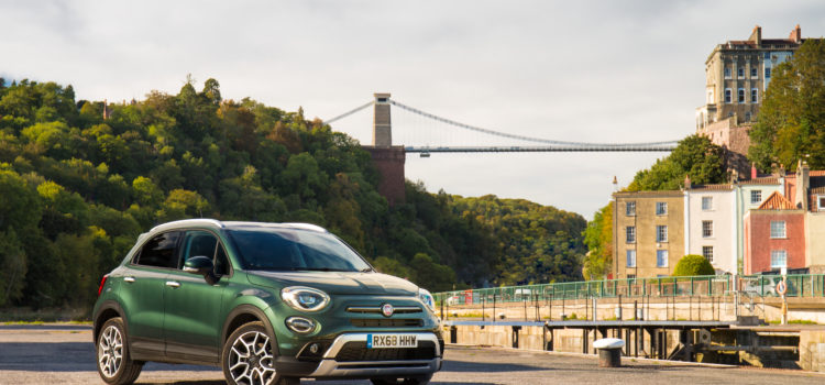 Go West: Fiat's facelifted 500X